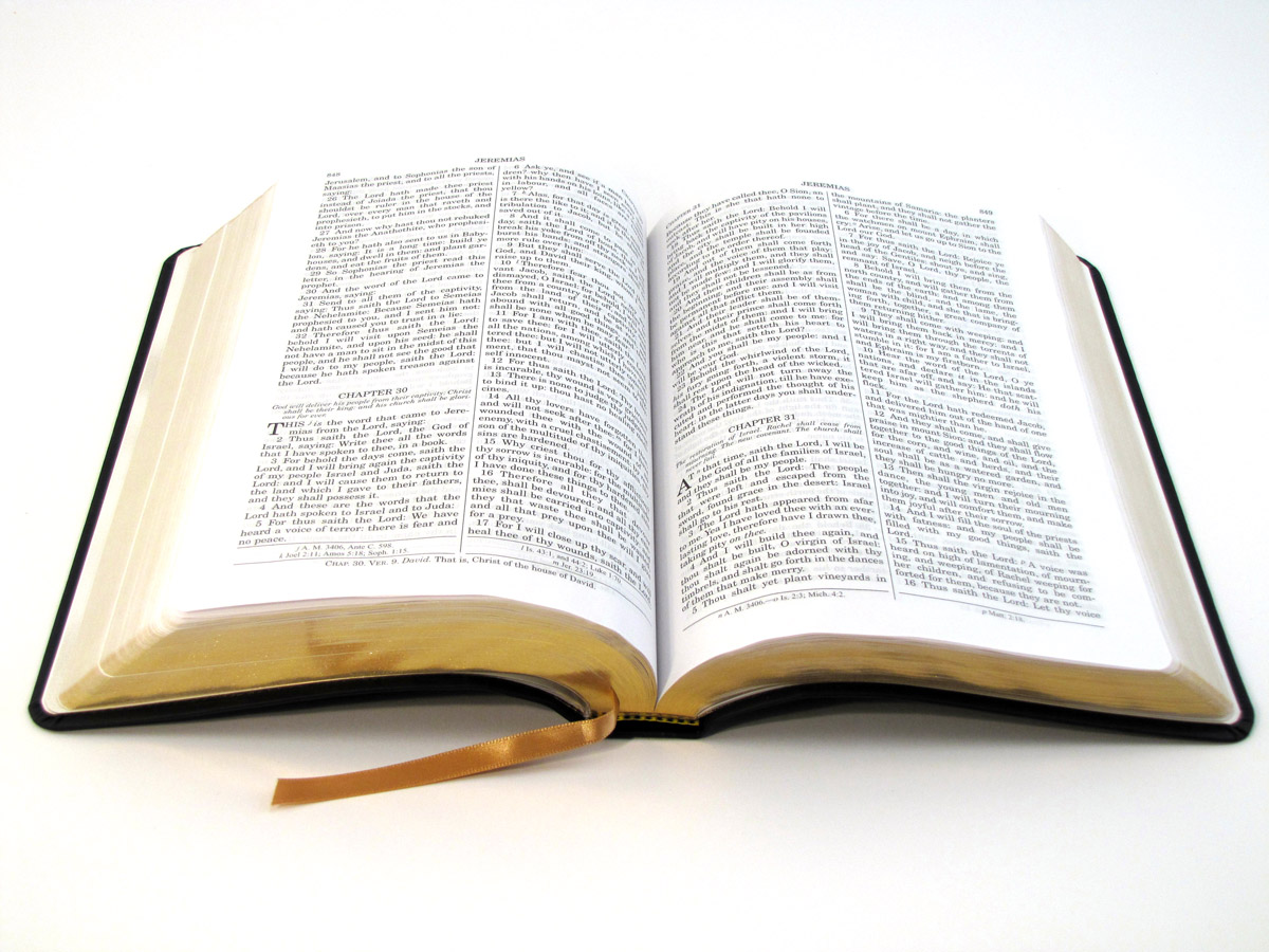 The Power of Forgiveness bible